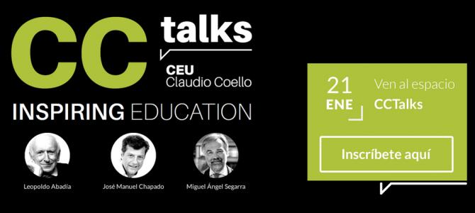21 enero: Sobre Educación y Valores, con Leopoldo Abadía en el CEU