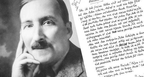 "Crónica de la película ""Stefan Zweig, adiós a Europa"""