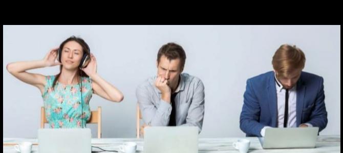 Aislarte en el trabajo, ¿te hace más eficaz o sólo antipático?